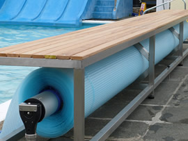 Commercial Pool Cover Equipment UK